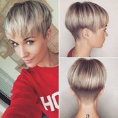 Corinne Gerrard Kurze Frisuren – 1