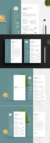 Illustrator Resume Stand Out with this Adobe InDesign Resume and Cover Letter Template