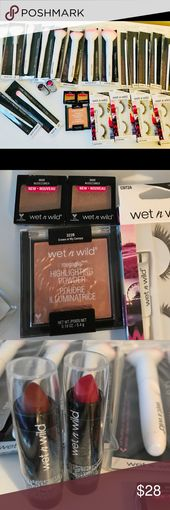 Moist n' Wild Make-up & Brush Bundle On this bundle you'll obtain all new, uno…