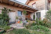 Lerchenmüller Holzbau GmbH – Massivholzhäuser und Modernisierung #holzbau #le …   – Garden DIY Decor