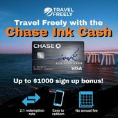 Chase Enterprise Playing cards – Finest Provides for Free Journey – Journey Freely