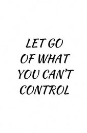 LET GO OF WHAT YOU CANT CONTROL #stoic #stoicism #…