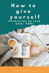 Geben Sie sich die Erlaubnis, auf Ihren Geist und Körper aufzupassen – MILLENNIAL BOSS NETWORK