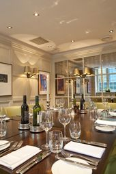 Gallery  Chiswell Street Dining Rooms  Chiswell Street Dining Extraordinary The Chiswell Street Dining Rooms Decorating Design