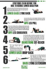 Forget The Gizmos: Exercise Works Best For Lower-Back Pain 1