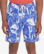 ffb4835154 Polo Ralph Lauren Men Big & Tall Kailua Swim Trunks in 2019 | Products |  Pinterest | Swim trunks, Polo ralph lauren and Trunks