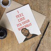Kanye West I Feel Like Pablo Album Birthday Card Kanye West Birthday Birthday Cards Kanye West Card