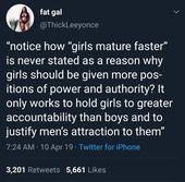 Wahrheit – Feminism