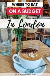 Low cost Eats in London: A Finances Journey Information