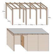 Build sheds yourself   – Gartenträume