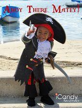 icandy handmade: (Tutorial und Anleitung) Selbstgemachtes Piratenkostüm: DIY Pirate …   – Arrrr matey!!!