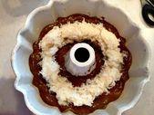 Schokoladen Makronentunnel Bundt Kuchen | Eine Affäre aus dem Herzen #bundtcake