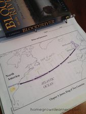 Utilizing The Story of The World as a Backbone For Studying