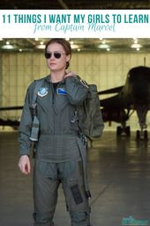 11 Things I want my daughters to learn from Captain Marvel • Really, Are You Serious? | Atlanta Mom Blogger | Southern Mom Blog | Parenting and Lifestyle – Really, Are You Serious?