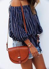 La borsa cuoio, un classico della moda primavera estate