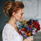 Chaotisch Hochzeit Haar Hochsteckfrisuren für eine wunderschöne rustikale Hochzeit auf dem Land bis hin zu einer Hochzeit in der Stadt – Die perfekte Hochzeitsfrisur zu finden ist nicht immer einfach.Braut …