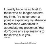 Normalerweise werde ich ein Geist für diejenigen, die meine Zeit nicht mehr verdienen. Ich habe noch nie … – Quotes