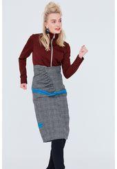 Dp Studio Le 415 Jupe taille haute avec fronces et coutures   – Patterns to buy