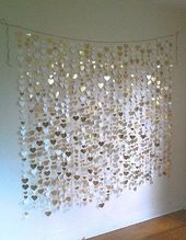 Gold Heart Backdrop – wedding photobooth backdrop, photography backdrop, photo booth, gold wedding backdrop,(Wood only comes in 3ft pices)