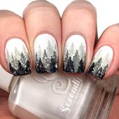 32 Eye Catching Nail Design Ideas Perfect For Winter –