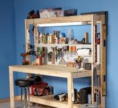 Workbench Plans – 5 You Can DIY in a Weekend