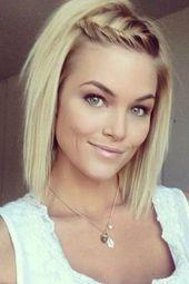 Frisuren für eckige Gesichter: DAS sind die besten Haarschnitte