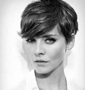 Pixie Cut Feminino – Os Melhores Penteados   – Kurzhaarfrisuren