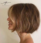 40+ Süße neue Ideen für kurze Frisuren – Lieben Sie diese Frisuren #shortbobhairstyles