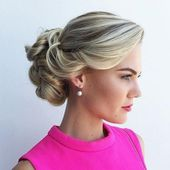 #frisuren #frischen #twisted #casual #formal #messy,  #Casual #Formal #formalhairstyleswithhe…