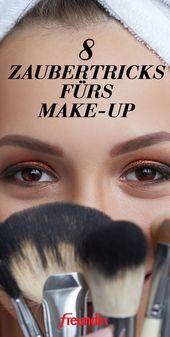Diese Make-up-Tricks erzählen wir nur unserem besten Freund … – MAKE-UP-Tipp …   – Hautpflege Tipps