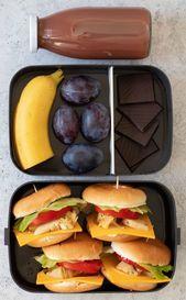 5 idées de dîners d'école végétalienne sans chaleur pour le collège