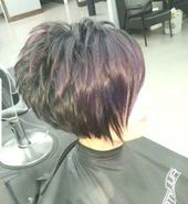 Cute cut with maybe a touch longer at the front an…