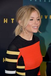 Sienna Miller Images Images: 'Stay By Night time' New York Screening – Reception