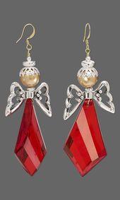 Jewelry Design – Ohrringe mit Acryl-Akzenten, Anti…