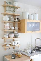 Kleine Küche? Mit diesen Tricks wird sie zum Raum…
