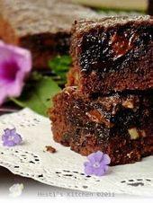 Hesti S Kitchen Yummy For Your Tummy Chocolate Melt Brownies Agogo Makanan Ringan Manis Makanan Memanggang Kue