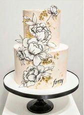 Hochzeitstorten – das Must See Exquisite Pin Trend Nummer 8676164666 #weddingcakes …   – Wedding Cakes Truly Inspiring