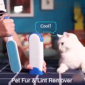 Ultimate Pet Hair & Fur Remover Brush #householdhacks Ultimate Pet Hair & Fur Re… – stopwallet