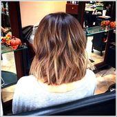 50 heißesten Balayage Frisuren für kurzes Haar – Balayage Haarfarbe Ideen …   – Haar