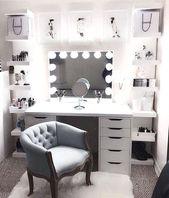 Photo of 20 Best Makeup Vanities & Cases for Stylish Bedroom