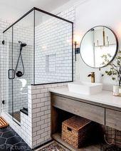 Wie Sie Ihr Badezimmer wie ein Spa aussehen lassen