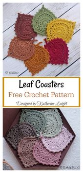 25+ Fresh Crochet Projects With Free Patterns