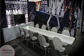 Exhibit Design – Meeting Room – Exhibitpro – Adidas Custom Exhibit – Seating – Technology – Events