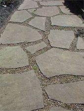 Best 25+ Flagstone walkway ideas on Pinterest | Flagstone, Stone ...
