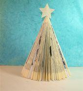 Buchkunst Careful Moderne Weihnachtskrippe Weihnachtsdekoration