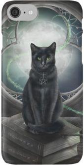 A Familiar Cat | iPhone Case & Cover