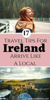 Ireland travel tips. 17 tips to make your Ireland vacation as smooth as possible…