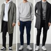 Wie man eine minimalistische Garderobe für Männer baut – Styles