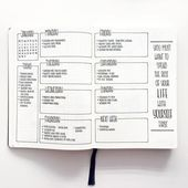 Selection • Galentine Weekly Unfold Planner Stickers