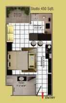 Home Design Map For 450 Sq Ft Floor Plans